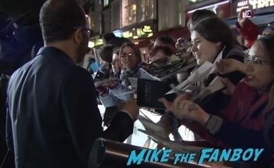 The hunger games mockingjay part 1 world premiere london jennifer lawrence autograph 5