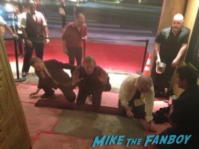 Tobe Hooper Signing Autographs Vista Theater 7