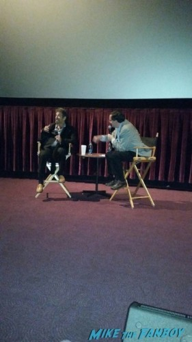 al pacino signing autographs the humbling q and a 3