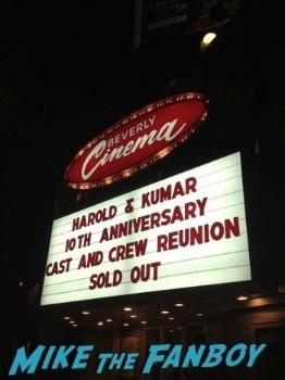 harold and kumar reunion silent movie theater 1