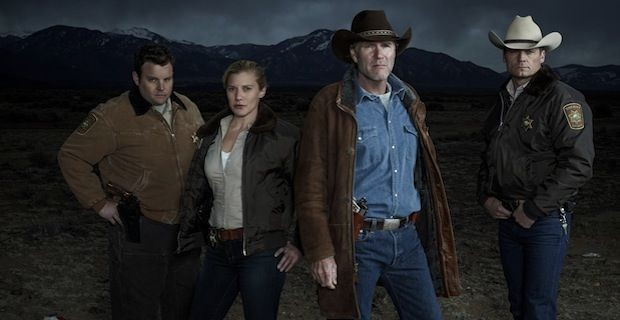 longmire cast photo