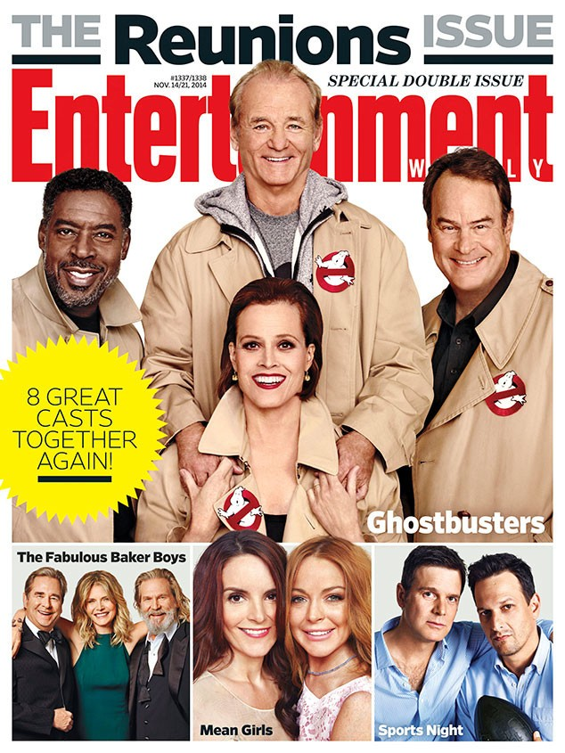 EW Reunion issue