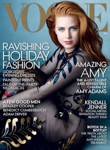 december 2014 issue vogue magazine amy adams cover
