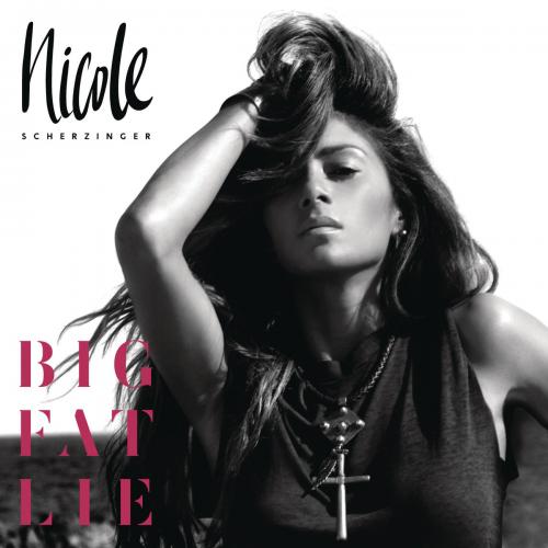 Nicole Scherzinger signed cd