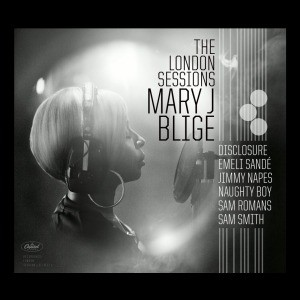 Mary J Blidge signed CD cover rare