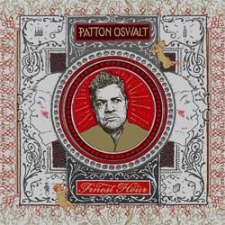 Patton Oswalt signed cd