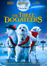 the three dogateers logo
