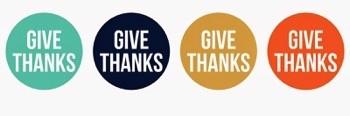 thanksgiving give thanks prints