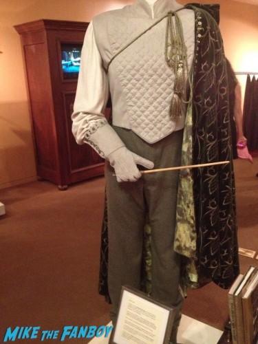 Harry Potter Warner Brothers Museum Exhibit
