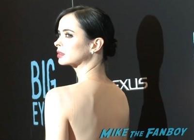 Big Eyes movie premiere amy adams red carpet 15