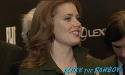 Big Eyes movie premiere amy adams red carpet 8