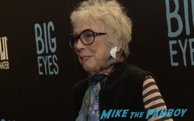 Big Eyes movie premiere amy adams red carpet 9