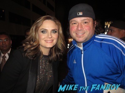 Bones 200th episode party emily deschanel 2