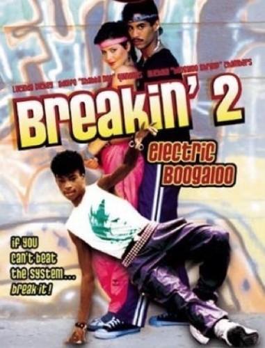 Breakin' 2: Electric Boogaloo press still Michael Chambers2