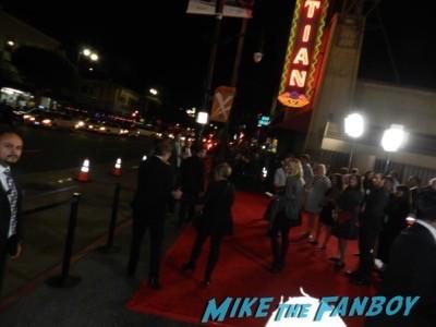 Inherent Vice AFI Premiere Joaquin Phoenix signing autographs josh brolin 2