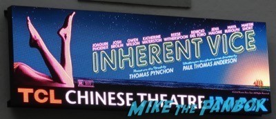 Inherent Vice LA Premiere Reese Witherspoon disses fans 1