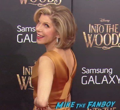 Into The Woods NY Movie Premiere Maryl Street Red Carpet 15
