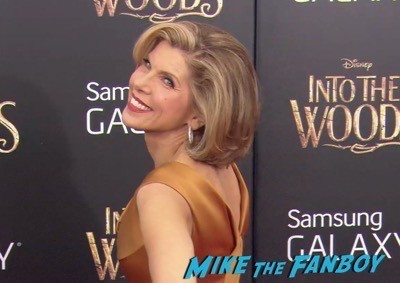 Into The Woods NY Movie Premiere Maryl Street Red Carpet 4