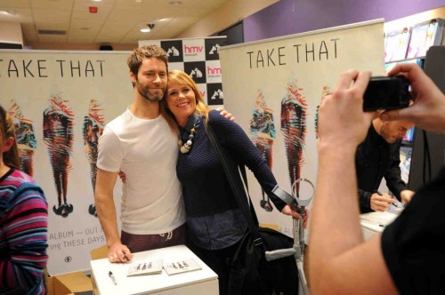 take that meet and greet
