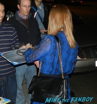 Julianne Moore signing autographs Still Alice q and a 2