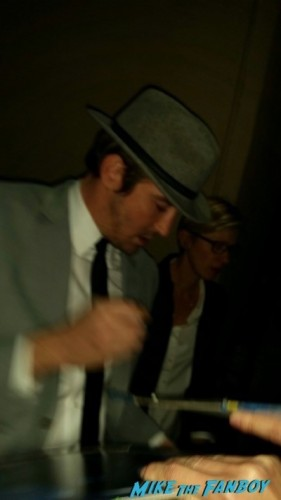Lee pace signing autographs jimmy kimmel live 2