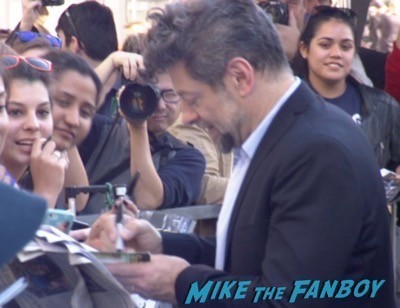 Peter Jackson Walk Of Fame Star Ceremony autograph signing 13