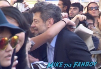Peter Jackson Walk Of Fame Star Ceremony autograph signing 14