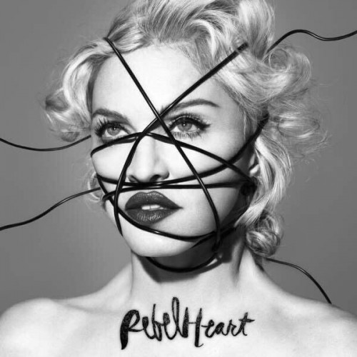 Rebel Heart madonna album cover