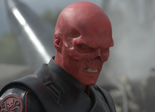 red skull hugo weaving captain america