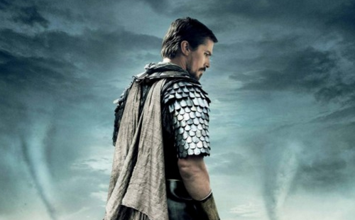 exodus: Gods and Kings movie poster christian bale