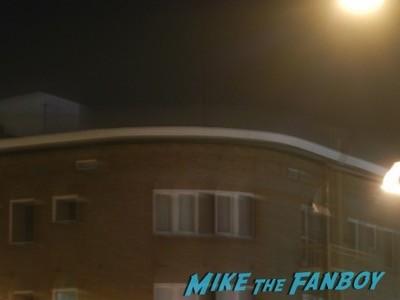 Steve Martin dissing fans his dog glendale 2