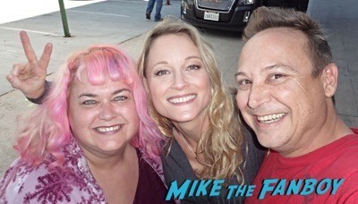 Teri Polo fan photo meet and greet autograph 1