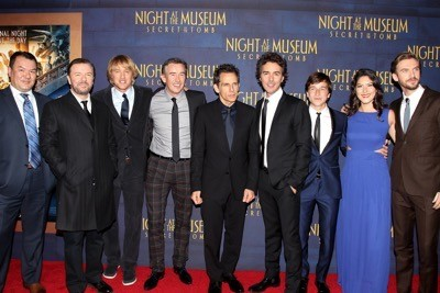 """20th Century Fox Presents The Premiere of """"Night At The Museum Secret of The Tomb"""""""