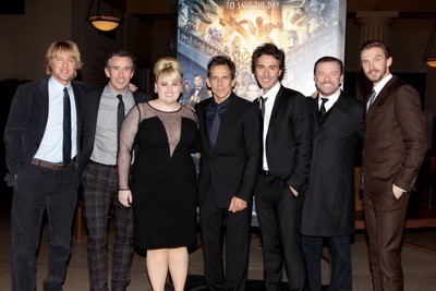 "20th Century Fox Presents The Premiere of ""Night At The Museum Secret of The Tomb"" After Party"