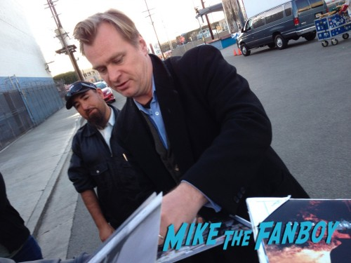 Christopher Nolan Jonathan Nolan Interstellar