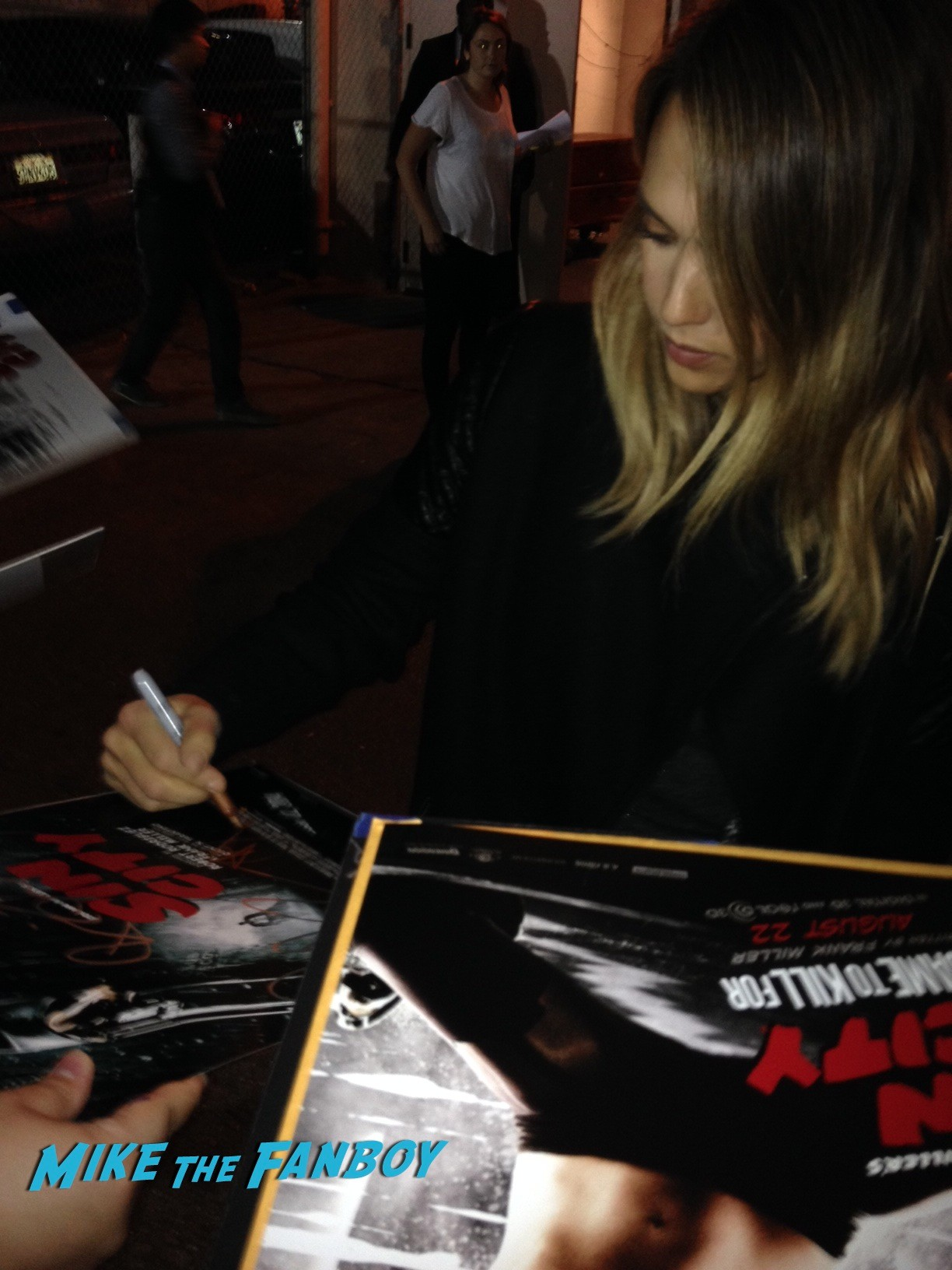 Jessica Alba Ellen Page Star Wars Script Read