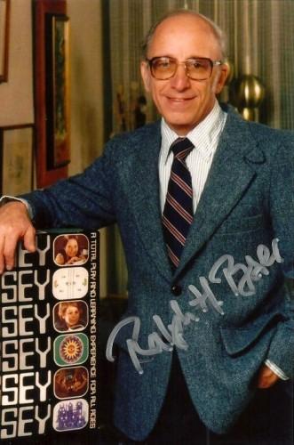 Ralph H Baer