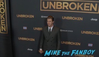 unbroken Los Angeles Premiere Brad Pitt Shiloh jolie pitt 13