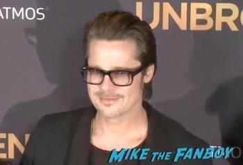 unbroken Los Angeles Premiere Brad Pitt Shiloh jolie pitt 15