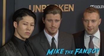 unbroken Los Angeles Premiere Brad Pitt Shiloh jolie pitt 17