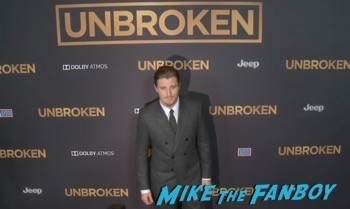unbroken Los Angeles Premiere Brad Pitt Shiloh jolie pitt 19