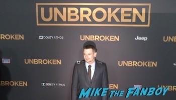 unbroken Los Angeles Premiere Brad Pitt Shiloh jolie pitt 4