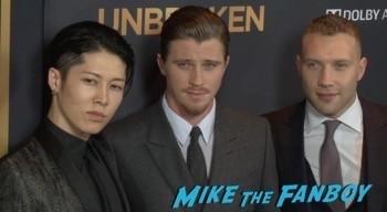 unbroken Los Angeles Premiere Brad Pitt Shiloh jolie pitt 5