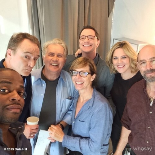 west wing reunion 2015