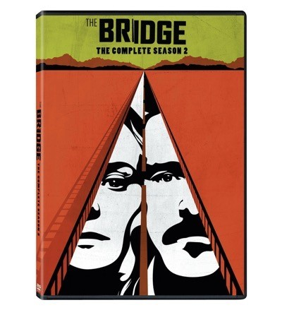 the bridge season 2 dvd cover
