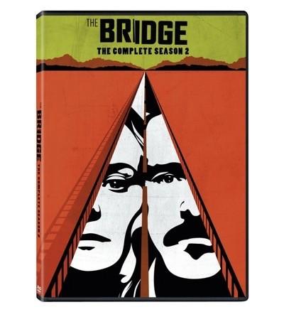 the bridge season 2 dvd cover