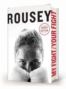 ronda rousey book cover