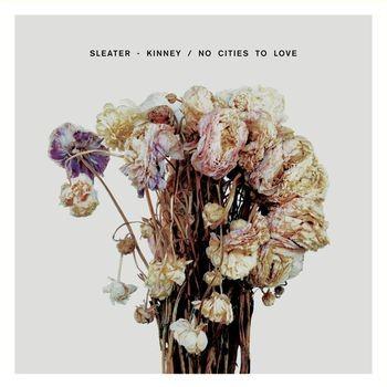 sleater kinney signed cd vinyl