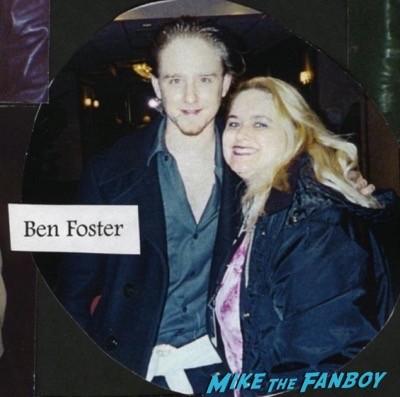 Ben Foster 1
