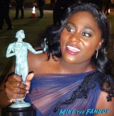 Danielle Brooks orange is the new black fan photo flop 2